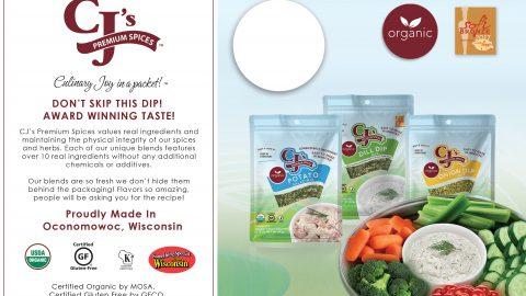 Organic Foods – CJ's Premium Spices