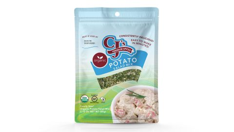 CJ's Organic Potato Salad Mix