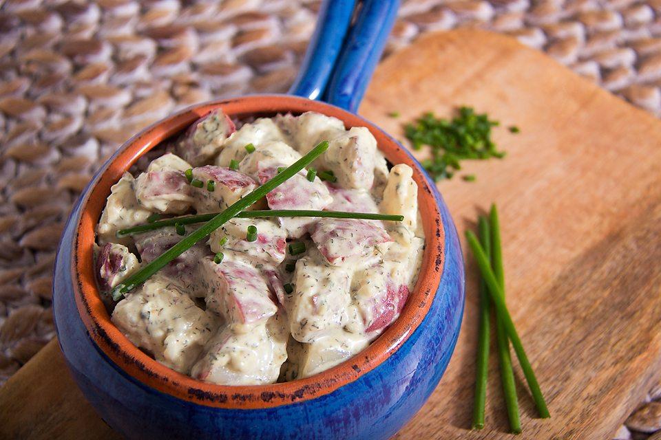 CJ's Potato Salad