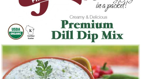 Premium Dill Dip Mix- CJ's Premium Spices