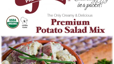 CJ's Premium Potato Salad Mix