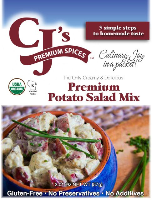 CJ's Premium Potato Salad Mix