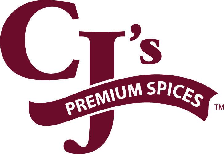CJ's Premium Spices Logo