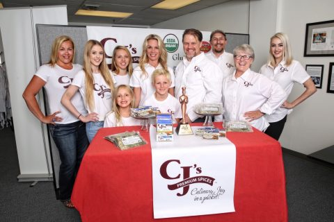 Specialty Foods Best of the Best- CJ's Premium Spices