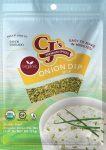 Organic Onion Dip Mix, CJ's Organic Onion Dip Mix