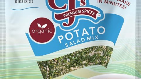 BEST POTATO SALAD- CJ's Premium Spices